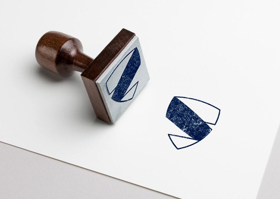 Logotype MB Talents / Agence Paoma
